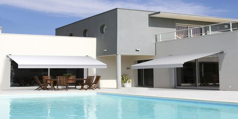 Venta e instalaci n de toldos chipiona dos hermanas rota for Toldo piscina precio